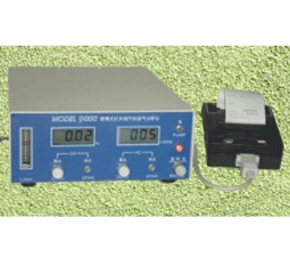 m9000型便携式红外线汽车尾气分析仪
