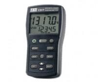 台湾泰仕 TES-1317 铂电阻温度计(高精度)(不带探头)