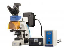 UY203i 荧光显微镜 三目配落射荧光装置可选配 2组或 4组荧光搭配无限远平场物镜。