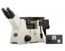 DM5000X 倒置金相显微镜 三目 12V50W 反射照明(可选配 12V100W 照明)偏光装置 无穷远平场长距金相物镜 10X 20X 50X 80X (可选配 4X 100X 油镜)