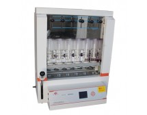 SZC-101 脂肪测定仪(六管定时、自动)